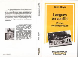 Couverture LANGUES EN CONFLIT