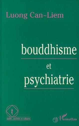 Couverture Bouddhisme et psychiatrie