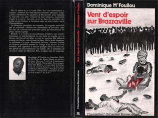 Couverture Vent d'espoir Sur Brazzaville