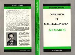 Couverture Corruption et sous-développement au Maroc