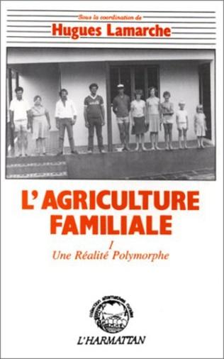 Couverture L'agriculture familiale