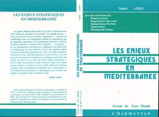 Couverture Les enjeux stratégiques en méditerranée