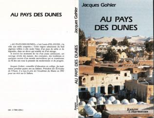 Couverture Au pays des dunes