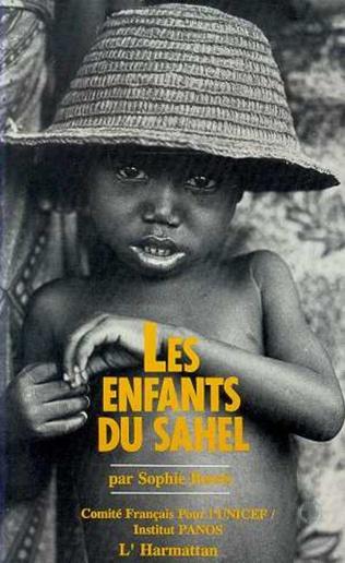 Couverture Les enfants du Sahel