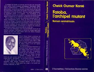 Couverture Fatoba, l'archipel mutant