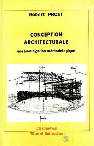 Couverture La conception architecturale