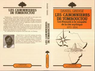 Couverture Les canonnières de Tombouctou