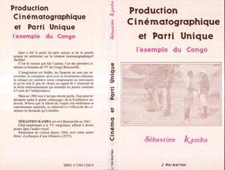 Couverture Production cinématographique et parti unique