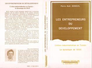 Couverture Les entrepreneurs du développement
