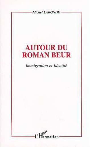 Couverture Autour du roman beur