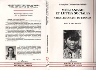 Couverture Messianisme et luttes sociales chez les Guaymi du Panama