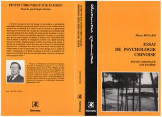 Couverture Essai de psychologie chinoise