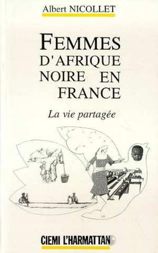 Couverture Femmes d'Afrique Noire en France