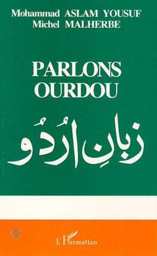 Couverture Parlons ourdou
