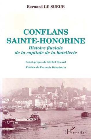 Couverture Conflans-Saint-Honorine