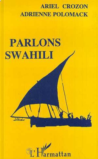 Couverture Parlons swahili