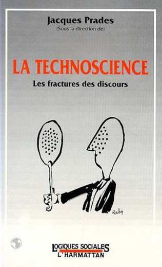 Couverture La technoscience