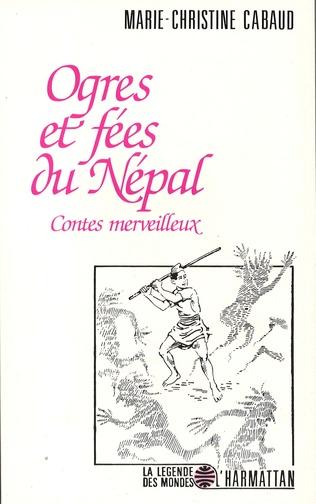 Couverture Ogres et fées au Népal