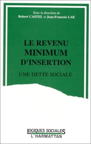 Couverture LE REVENU MINIMUM D'INSERTION
