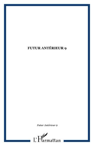 Couverture Futur Antérieur 8