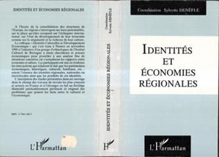 Couverture Identités et économies régionales