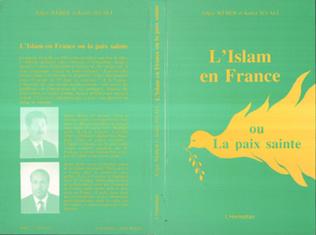 Couverture L'islam en France ou la paix sainte