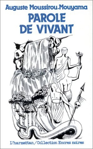 Couverture Paroles de vivant