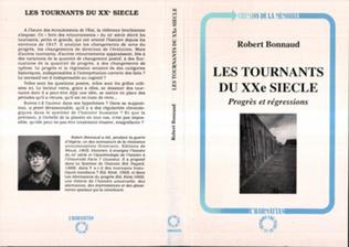Couverture Les tournants du XXème siècle