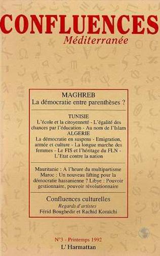 Couverture Maghreb : la démocratie entre parenthèses