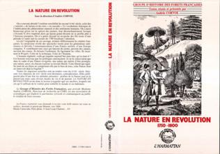 Couverture La nature en révolution 1750-1800