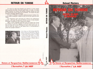 Couverture Retour en Tunisie
