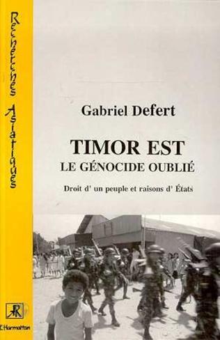 Couverture Timor est