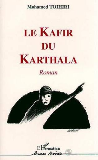 Couverture Le kafir du Karthala