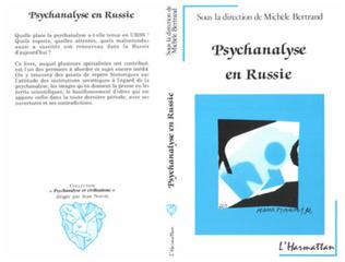 Couverture Psychanalyse en Russie