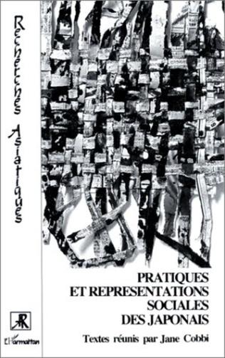 Couverture Pratiques et représentations sociales des Japonais