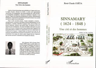 Couverture Sinnamary (1624-1848)