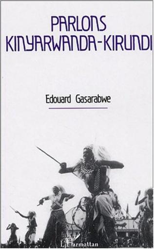 Couverture Parlons Kinyarwanda-Kirundi