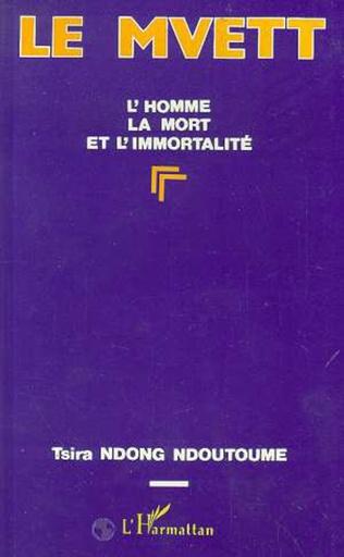 Couverture Le Mvett