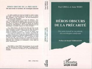 Couverture HÉROS OBSCUR DE LA PRÉCARITÉ