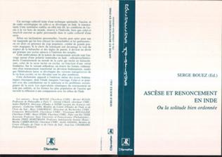 Couverture Ascèse et renoncement en Inde