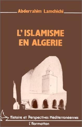 Couverture L'islamisme en Algérie