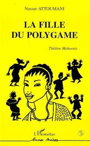 Couverture La fille du polygame