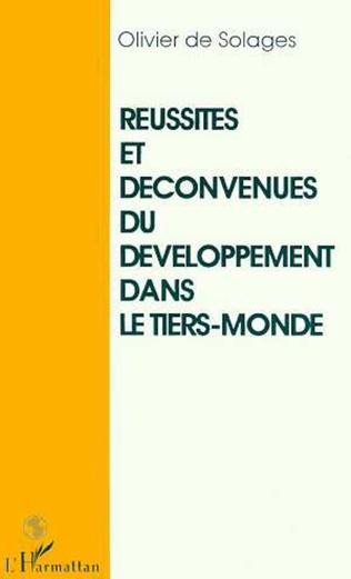 Couverture Réussites et déconvenues du développement dans le tiers-monde