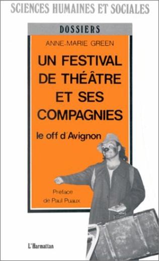 Couverture Un festival de théâtre et ses compagnies