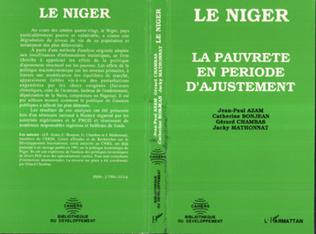 Couverture Le Niger