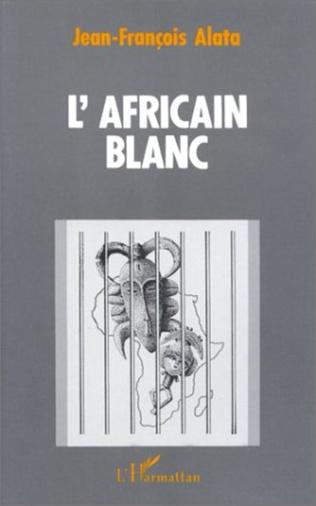 Couverture L'Africain blanc