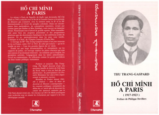Couverture Ho Chi Minh à Paris (1917-1923)