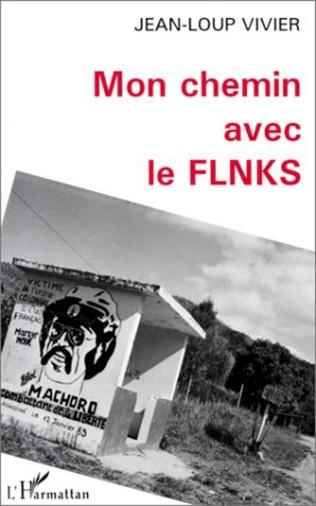 Couverture Mon chemin avec le FLNKS