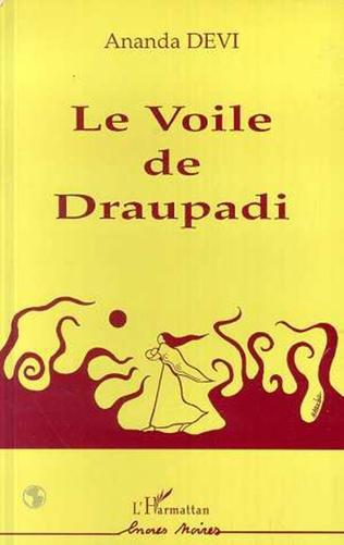 Couverture Le voile de Draupadi