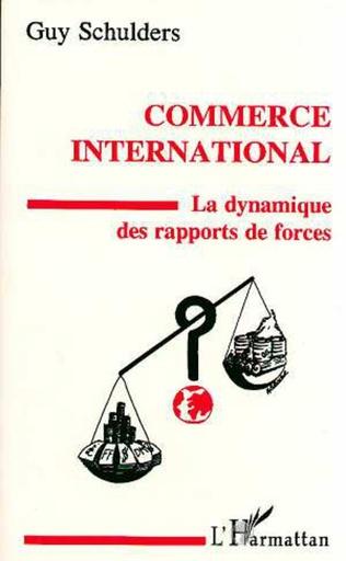 Couverture Commerce international
